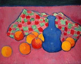 Alexej von Jawlensky: Blaue Vase mit Orangen