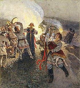 Klawdij Wassiljew Lebedjeff: Maifest