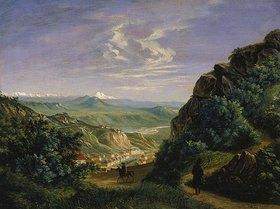Mikhil Jurjewitsch Lermontov: Blick auf Pjatigorsk