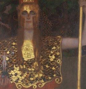 Gustav Klimt: Pallas Athene