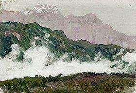 Isaak Iljitsch Lewitan: In den Alpen