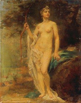 Ernst Friedrich von Liphart: Diana
