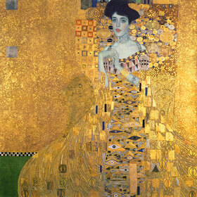 Gustav Klimt: Bildnis der Adele Bloch-Bauer I