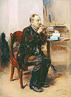 Wladimir J Makovskij: Der Tabak-Tester