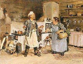 Wladimir J Makovskij: Streit in der Küche