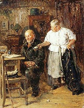 Wladimir J Makovskij: Die Schelte