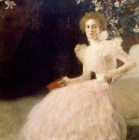 Gustav Klimt: Bildnis Sonja Knips