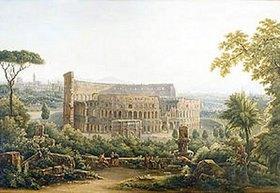 Fjodor Matveev: Rom.  Das Colosse
