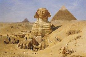 Ernst Carl Eugen Koerner: Die Ausgrabung der Sphinx