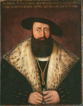 Peter Gertner: Kurfürst Friedrich I. (1425-1476), der Siegreiche von der Pfalz
