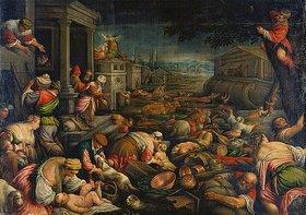 Bassano (Jacopo da Ponte): Die Sintflut
