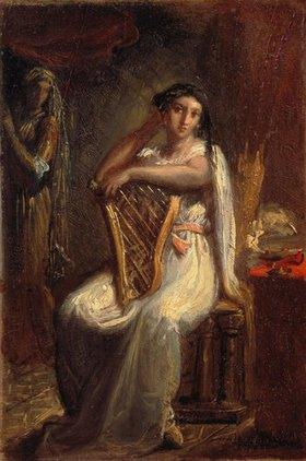 Theodore Chasseriau: Desdemona