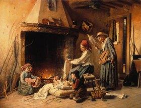Gaetano Chierici: Das Neugeborene