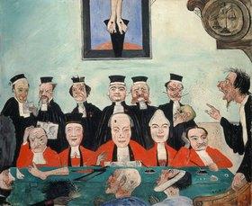 James Ensor: Die guten Richter