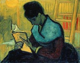 Vincent van Gogh: Roman-Leserin. Arles, November