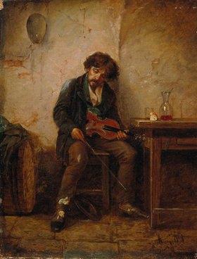 Nikolai Petrowitsch Petrow: Der Geigenspieler