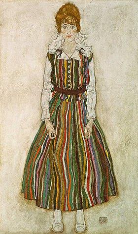 Egon Schiele: Edith Schiele