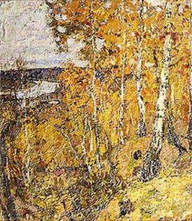 Pjotr Petrowitschev: Herbst-Elegie
