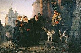 Vasilij Dimitrijew Polenow: Das Recht der ersten Nacht