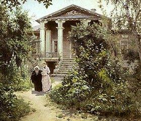 Vasilij Dimitrijew Polenow: Grossmutters Garten