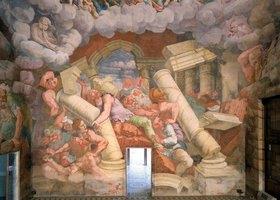 Giulio Romano: Der Sturz der Giganten