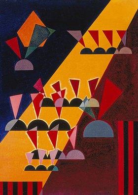 Wassily Kandinsky: Thema: Spitz
