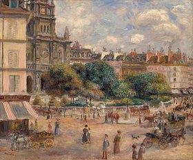 Auguste Renoir: Place de la Trinité