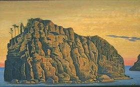 Nikolai Konstantinow Roerich: Heiliges Eiland