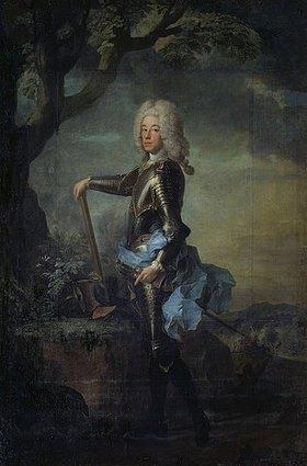 Joseph Vivien: Karl Albrecht von Bayern als Kurfürst