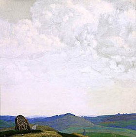 Nikolai Konstantinow Roerich: Der ewige Pfad