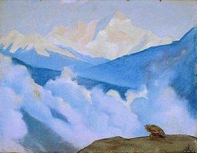 Nikolai Konstantinow Roerich: Im Himalaya