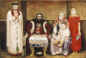 Andrej Petrow Rjabuschkin: Eine russische Kaufmannsfamilie des 17. Jahrhunderts