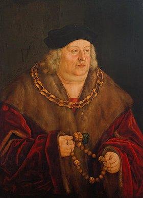 Bartel Beham: Albrecht IV., der Weise (1447-1508)