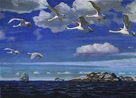 Arkadi Rylow: Blaue Freiheit