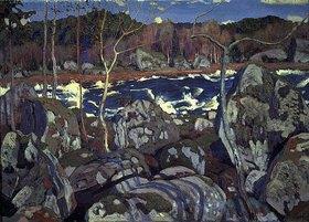 Arkadi Rylow: Frühling in Finnland