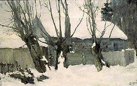Nikolaj Sapunov: Winter