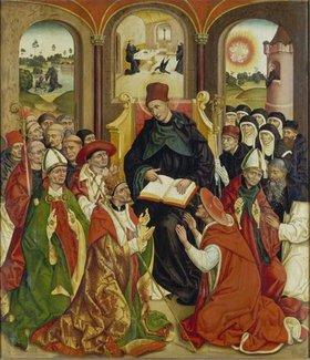 Jan Polack: Der hl.Benedikt als Vater des abendländ. Mönchtums und Lehrmeister der Kirche