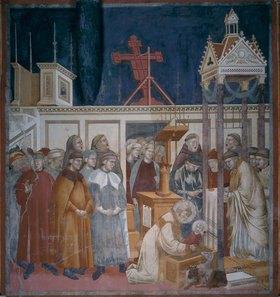 Giotto di Bondone: Die Krippe von Greccio
