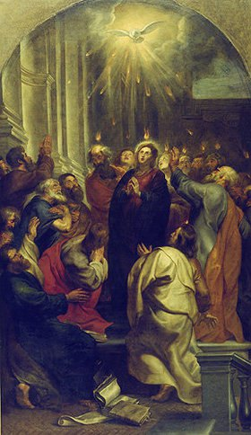 Peter Paul Rubens: Das Pfingstwunder