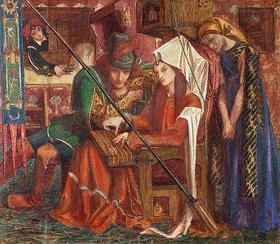 Dante Gabriel Rossetti: Die Ballade von den Sieben Türmen