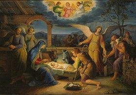Johann Michael Wittmer: Anbetung der Hirten