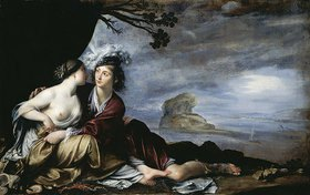 Francesco Furini: Acis und Galatea