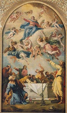 Sebastiano Ricci: Himmelfahrt Mariae