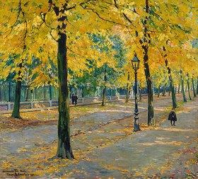 Louis Gustave Cambier: Avenue de Tres Urde
