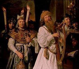 Jan de Bray: David mit der Harfe