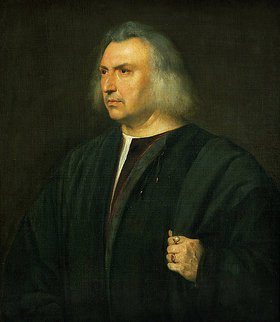 Tizian (Tiziano Vecellio): Gian Giacomo Bartolotti da Parma, Mediziner