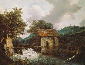 Jacob Isaacksz van Ruisdael: Zwei Mühlen