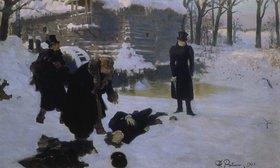 Ilja Efimowitsch Repin: Das Duell