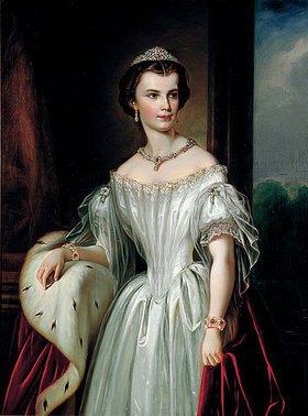 Anonym: Kaiserin Elisabeth von Österreich und Königin von Ungarn (1837-1898)