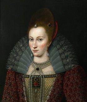 Anonym: Anne von Dänemark, Königin von England (1574-1619), Gemahlin James I
